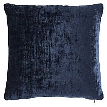Buy Voyage Mimosa Cushion Online at johnlewis.com - Midnight blue for this room.