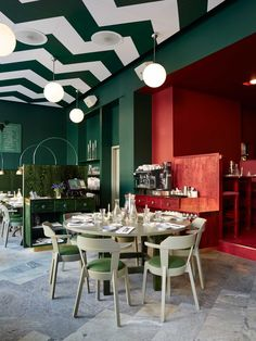 Interiors inspiration is all around us and lately cafe and restaurant interiors have really been impressing us! Here are 5 Ideas to steal...