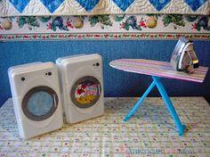 DIY American Girl Doll Washer & Dryer