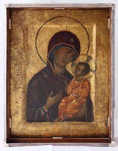 BeWeB - Opera : Ambito bizantino sec. XI, Madonna di Casaluce
