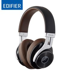 EDIFIER W855BT Over-ear Bluetooth Headphones Stereo Music Wireless Headphone BT 4.1 with Mic 3.5mm AUX Cable Gaming Head looks fine in design, features and function. The best accomplishment of this product is in fact simple to clean and control. The design and layout are totally astonishing that create it truly interesting and beauty...** View the item in details by clicking the VISIT button..