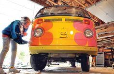 Vintage VW Bus - Bing Images