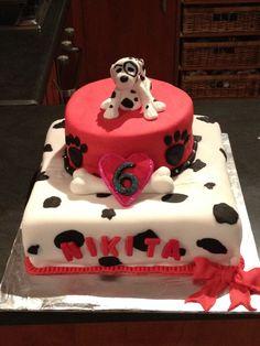 101 Dalmatian Cake