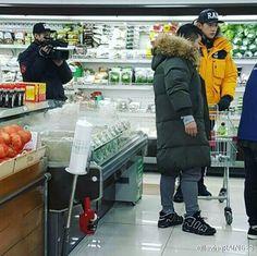Oppa Grocery Shopping