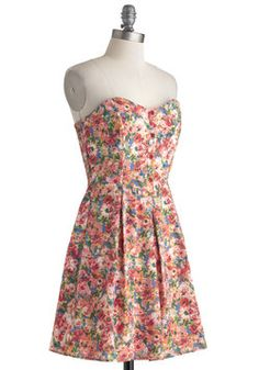 Moving Up Dress, #ModCloth