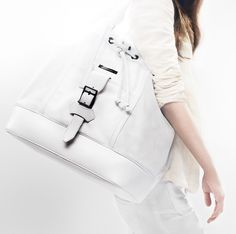 The Burberry Brit White Collection