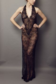 NightProwl Lingerie - lace dress
