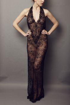 NightProwl Lingerie - lace dress