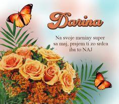 12.8 Darina Lets Celebrate, Birthday Wishes, Special Birthday Wishes, Birthday Greetings, Birthday Favors