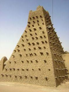 Timbuctu - Moschea Sankorè