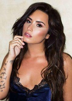 Demi Lovato - Photographed by Angelo Kritikos (November 2017)