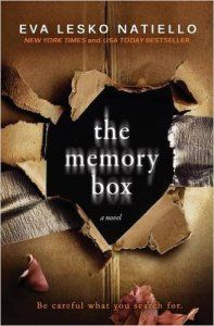 The Memory Box by Eva Lesko Natiello. A great psychological suspense novel that had me glued to it right through to the last page.