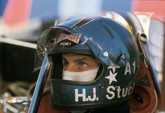 Hans-Joachim Stuck (Austria 1974) by F1-history.deviantart.com on @deviantART