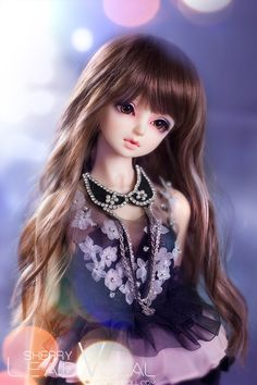 Sherry from AS Doll