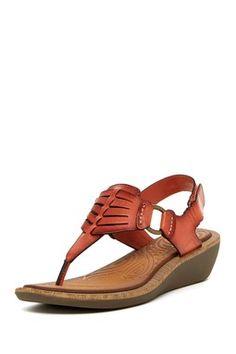 HauteLook | Clarks Women's Shoes: Millie Flare Wedge Sandal