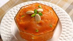 Carrot Halwa - as featured in Anupy Singla's The Indian Slow Cooker: 50 Healthy, Easy, Authentic Recipes
