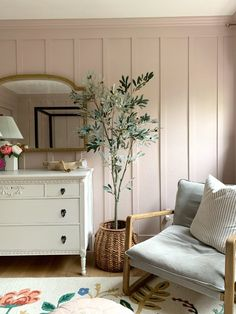 Pink Feature Wall, Feature Wall Bedroom, Accent Wall Bedroom, Bedroom Decor, Diy Feature Wall Ideas, Feature Walls, Big Girl Bedrooms, Little Girl Rooms, Vintage Girls Rooms