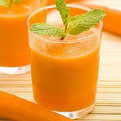 Recetas y consejos para vivir mejor: naranja con cúrcuma