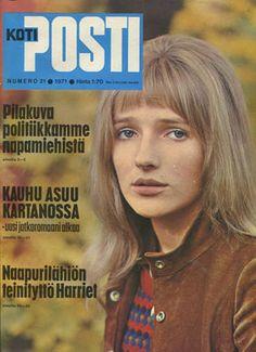 Kotiposti 21 - 1971