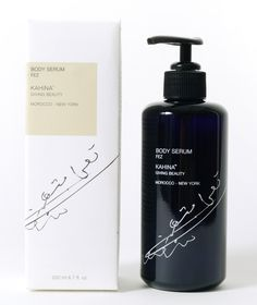 PRODUCT REVIEW: FEZ Body Serum from Kahina Giving Beauty