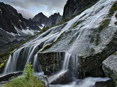 Proshots - Cirque of Unclimbables, Nahanni National Park, Northwest Territories - Professional Photos
