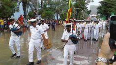 ชมขบวนพาเหรดทหารเรือนานาชาติ พัทยา Watch the Pattaya International Naval...