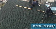 The Long island roof repair remove leak can also help in installing aluminum gutters as these types of gutters are durable, lighter and easier to install.