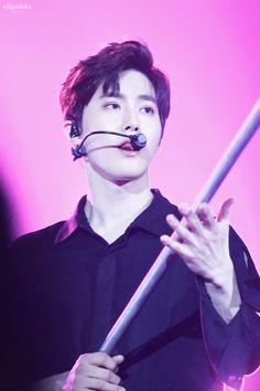 Suho - 170211 Exoplanet #3 - The EXO'rDium in Hong Kong Credit: Ripstick.