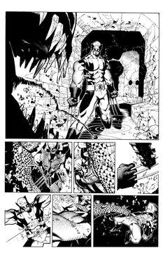 X-Men 8 pg 17 by TimTownsend