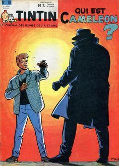 Le Journal de Tintin - Edition Belge - N°  763 - 1961-18 - Mardi 2 Mai 1961 - Couverture : Tibet