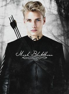 Mark Blackthorn from Cassandra Clare's books, City of Heavenly Fire and upcoming Dark Artifices Series.<< this is perfect.