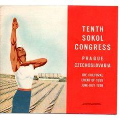 Cultural Event of 1938 June  July 1938: Tenth Sokol Congress