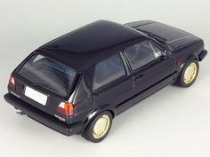 1/24 VOLKS WAGEN GOLF II GTI RABBIT