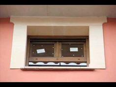 Recercos de ventana con simil piedra 0001