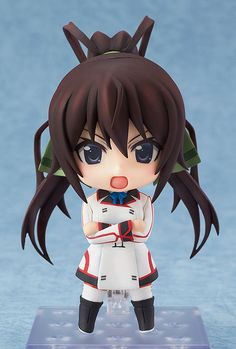 Buy PVC figures - Infinite Stratos PVC Figure - Nendoroid Shinonono Hoki Wave 01 - Archonia.com