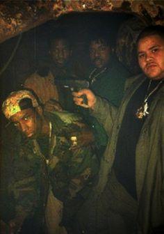 """westcoastchris: """" Big-L & Fat Joe """" East Coast Hip Hop, Hip Hop Dj, History Of Hip Hop, Hip Hop World, Fat Joe, Big L, Rapper Quotes, Dope Art, Musica"""