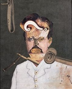 George Grosz: Remember uncle August, the unhappy inventor