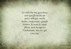 - Cesare Pavese