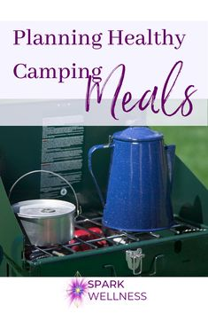 Recipes for family-friendly, kid-friendly, simple camping meals. Lots of healthy recipes for cooking over a fire or on a camp stove. Camping Cooking Equipment, Camping Meals, Tent Camping, What Is Healthy Food, Healthy Kids, Healthy Low Carb Recipes, Healthy Meals, Vegan Recipes, Homemade Trail Mix