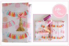 Pocket Tissue Holder by Ellie&M's fabric