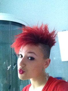 capelli pazzi