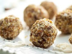 This healthy, portable snack is ready in less than 15 minutes!