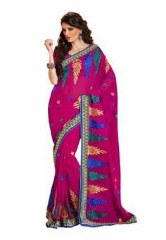 #Indian #Designer #Wear #Chiffon #Multicoloured #Embroidered #Saree #Fabdealdotcom , http://www.amazon.co.uk/dp/B00J0V0870/ref=cm_sw_r_pi_dp_eX4rtb0JVVP28