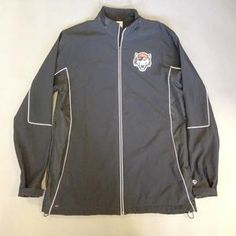 Erie SeaWolves Authentic On Field Team Jacket (Player Worn)