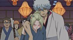 GINTOKI ♥ TSUKUYO  銀月  Secret Love (Little mix anime)