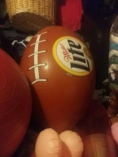 #inflatables #NFL #football #alcohol #miller #Millerlight Nelly