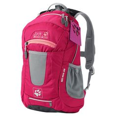 Jack Wolfskin Kid's Moab Jam Backpack * Check out this great image : Hiking backpack