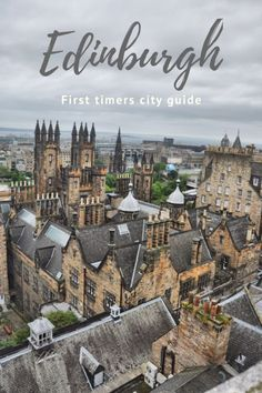 A city guide to help you plan your visit to Edinburgh. When to visit, what to do and where to eat and stay. A complete guide to your first visit.