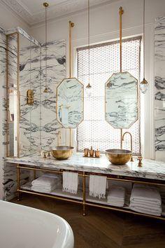 Salle de bains art d