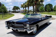 1968 Cadillac Deville convertible by That Hartford Guy, via Flickr
